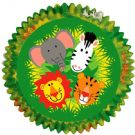 Jungle Pals 2 Baking Cups